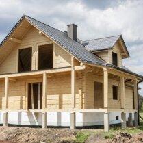 Через тернии к своему жилью. Рассказ о строительстве своего дома за €150 000 в Марупе