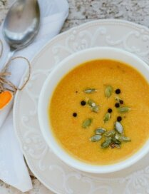 Как приготовить вкусный крем-суп: 5 простых рецептов