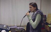 Ekskluzīvs video: Sabīne Berezina gatavojas 'Supernova' konkursam