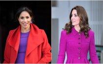 Britu hercogieņu kari: Katrīna un Megana sacenšas elegancē
