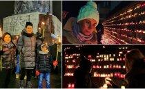 Foto: Kā populāri latvieši Lāčplēša dienu godināja