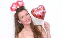 Iespējams, draiskākais apsveikums Valentīna dienā