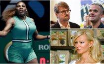 Nedēļas trakumi: Kivičs pret Stendzenieku, Viljamsas zeķubikses, 'vegānu karalienes' likstas