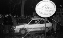 #Ziņas 1991: Lietuva piedāvā palīdzību un atbalsta mītiņš Maskavā