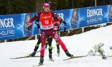 Расторгуев впервые в сезоне вошел в топ-15, весь пьедестал— за норвежцами