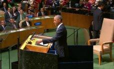 Обама: Россия следует принципу 'сильный всегда прав'