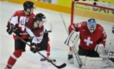 Latvijas hokejistu ceturtie pretinieki - turnīru lēnīgi sākusī Šveice