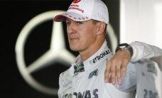 Ziņas par Šūmahera veselības stāvokli 'nav labas', paziņo 'Ferrari' eksprezidents