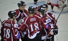 'Rīgas' hokejisti pārliecinoši pieveic Baltkrievijas klubu 'Dinamo-Šiņņik'