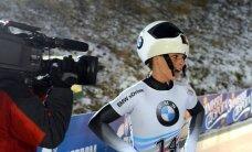 Skeletoniste Priedulēna kļūst par pasaules junioru čempioni