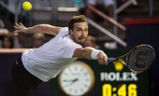 Ernests Gulbis pirmoreiz šogad sasniedz ATP turnīra pusfinālu