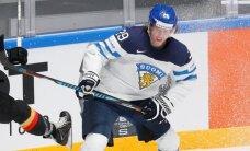 Patriks Laine: Somijas izlasi šajā pasaules čempionātā apmierinās tikai zelts