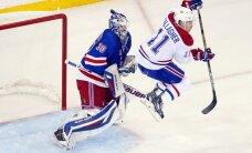 'Canadiens' pagarinājumā tiek pie pirmās uzvaras NHL pusfināla sērijā