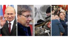 Putina dienas skaitītas, Dzanuškāns atmaksās naudu, Lietuvas pilsonis – separātists un 'Prāta vētras' jaunākā dziesma