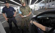 Latvija gatava ar tehniku un cilvēkresursiem piedalīties 'Frontex' aģentūras stiprināšanā
