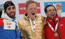 Напоследок Фуркад довольствовался серебром, Россия так и не выиграла ни одной медали ЧМ