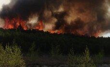 Kuršu kāpu meža ugunsgrēka apstākļus izmeklēs īpaša komisija