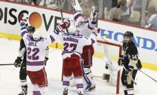 'Rangers' un 'Blackhawks' turpina ceļu pēc Stenlija kausa