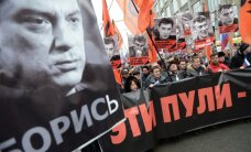 Год с момента убийства Немцова: в Риге пройдет акция памяти