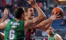 Latiševa tiesātajā spēlē Eirolīgas bronzu izcīna Barselonas 'Regal'