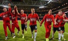 Austrijas futbolisti pirmoreiz vēsturē sasniedz Eiropas čempionāta finālturnīru