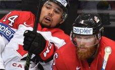 IIHF nenopietnais rangs: Raien, nemaz neiedomājies noskūties!