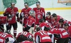 Latvijas hokejisti EIHC turnīru Liepājā turpina ar maču pret Baltkrieviju