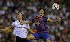 Spānijas un Itālijas futbola čempionātos uzvaras nespēj gūt grandi