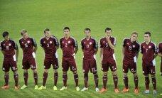 Latvijas futbola izlase uzsāk Eiropas čempionāta kvalifikācijas turnīru