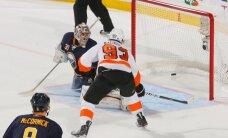 Bārtuļa 'Flyers' un 'Canucks' iekļūst Stenlija kausa nākamajā kārtā