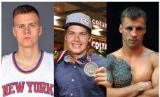 Balso par 2015. gada populārāko sportistu (otrā kārta)!