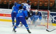 Itālijas hokejisti nākamgad atgriezīsies pasaules čempionāta elitē