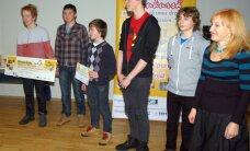 CSDD konkursā 'Gribu būt mobils!' uzvarējusi Rīgas Doma kora skolas komanda