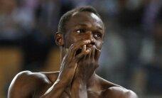 Bolts pirmo reizi astoņu gadu laikā zaudē 100 metru skrējienā