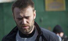Алексей Навальный был атакован казаками в аэропорту Анапы