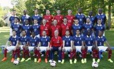 Futbolisti - neieredzētākie sportisti Francijā