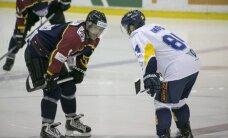 Čempioni 'Rīga'/'Prizma' Latvijas hokeja virslīgas ceturtdaļfināla sēriju sāk ar uzvaru pagarinājumā