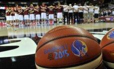 'Eurobasket 2015': zināmi visi astotdaļfināla pāri