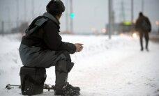 Aizliedz atrasties uz visu Rīgas ūdenstilpju ledus