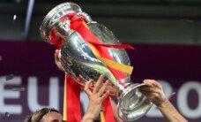 Spoži mirkļi Eiropas futbola čempionātos