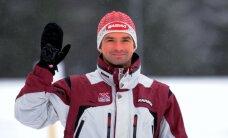 Biatlonā atgriežas 'lielais četrinieks' - Bricis, Nākums, Maļuhins un Upenieks vadīs Latvijas biatlona dzīvi