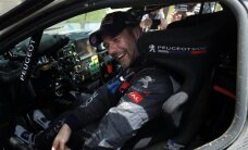 Lēbs uzvar vēl vienā Dakaras rallija ātrumposmā