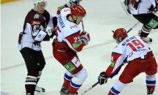 Video: Rīgas 'Dinamo' divās minūtēs gūst vārtus un nosargā uzvaru