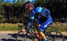 Bogdanovičs izcīna 16. vietu UCI velobraucienā Polijā