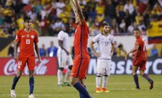 Čīle otro gadu pēc kārtas 'Copa America' finālā tiksies ar Argentīnu