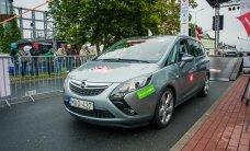 'Latvijas Gada auto 2013' pretendents: 'Opel Zafira Tourer'