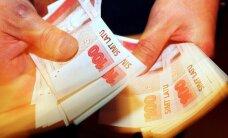 Valsts nākamgad varētu sniegt galvojumus par aptuveni 162 miljoniem latu
