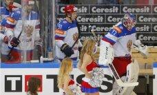 Krievija nevēlas 'trīs pret trīs' pagarinājumu pasaules hokeja čempionātā