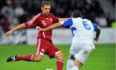 Bijušais Latvijas izlases futbolists Kļava pēc vairākiem gadiem Azerbaidžānā atgriežas Liepājas komandā