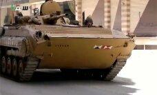 NVO: Sīrijas armijas uzbrukumā vienā ciemā vairāk nekā 150 bojāgājušo